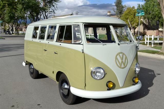 Camping car vw combi occasion