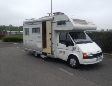 Camping car occasion professionnel 77