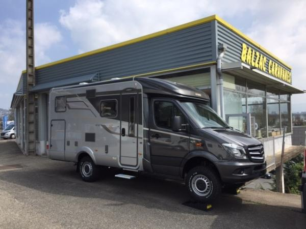 Occasion camping car 4×4