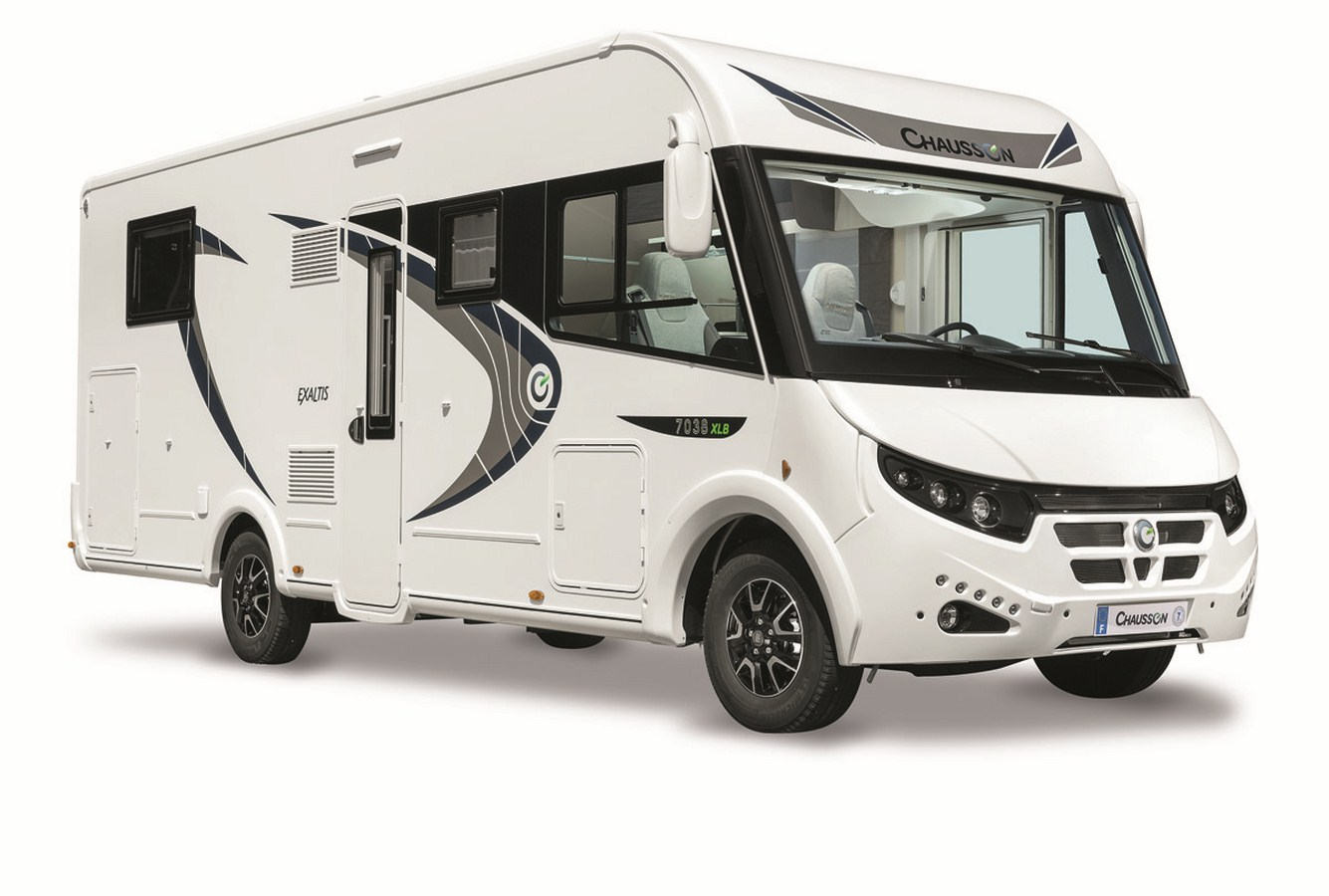 Camping car chausson integral exaltis occasion