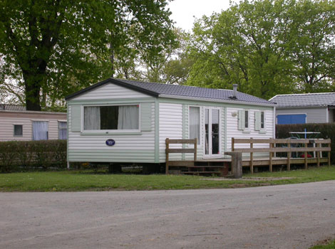 Camping rennes mobilhome