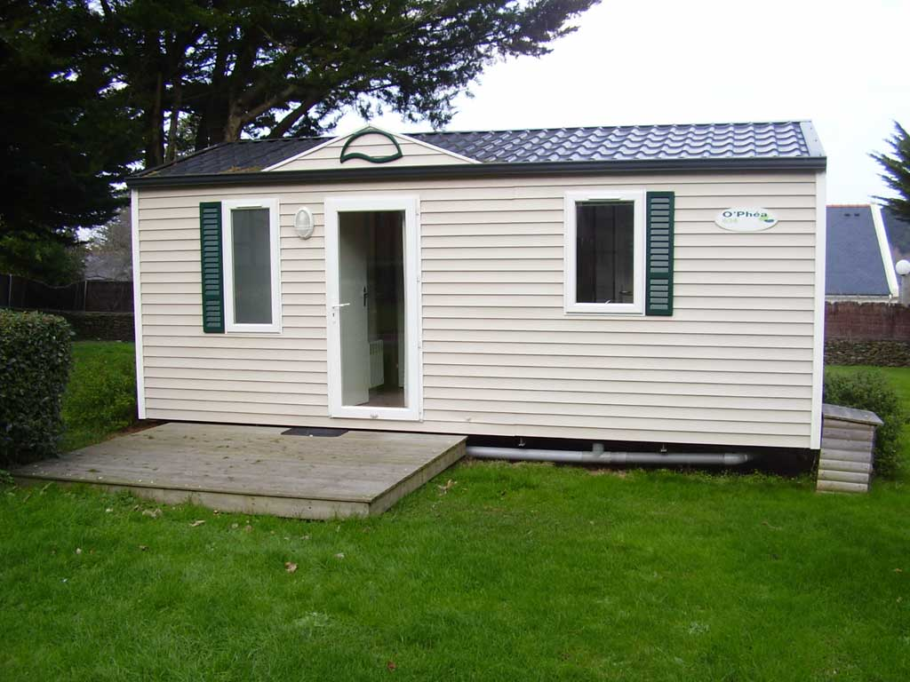 Belle ile mobilhome