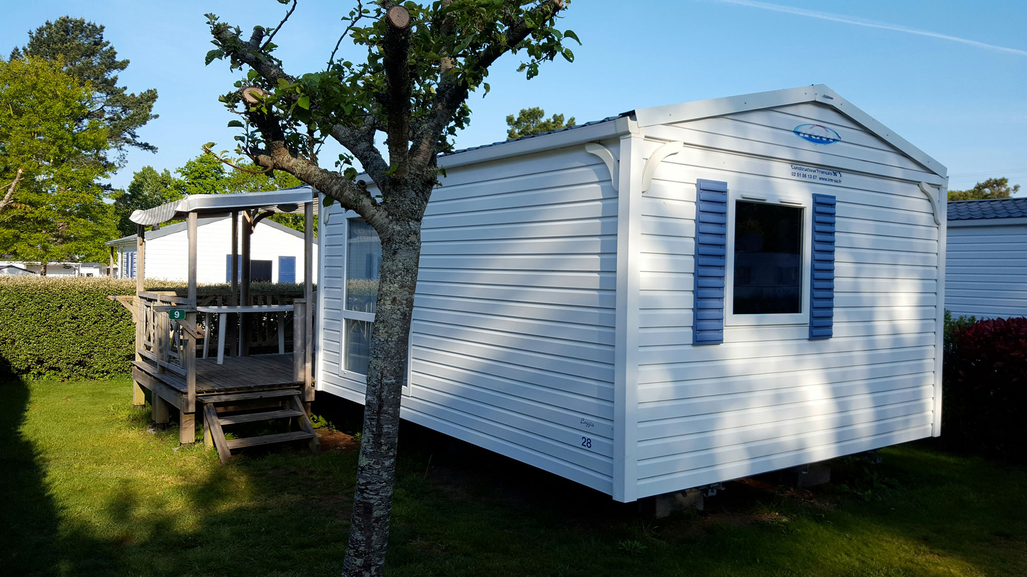 Location mobilhome lorient