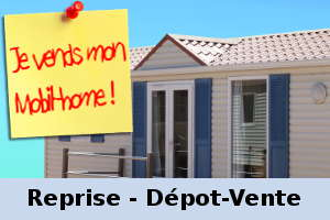 Vente mobil home occasion particulier