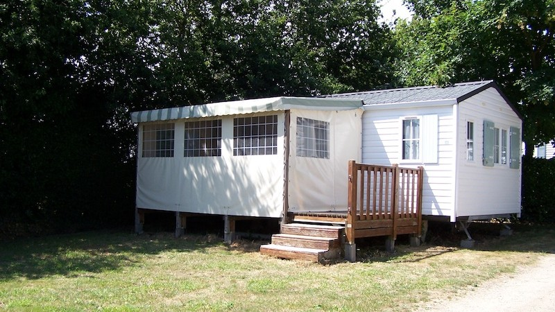 Camping mobilhome sud