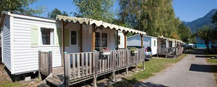 Mobil home lac annecy