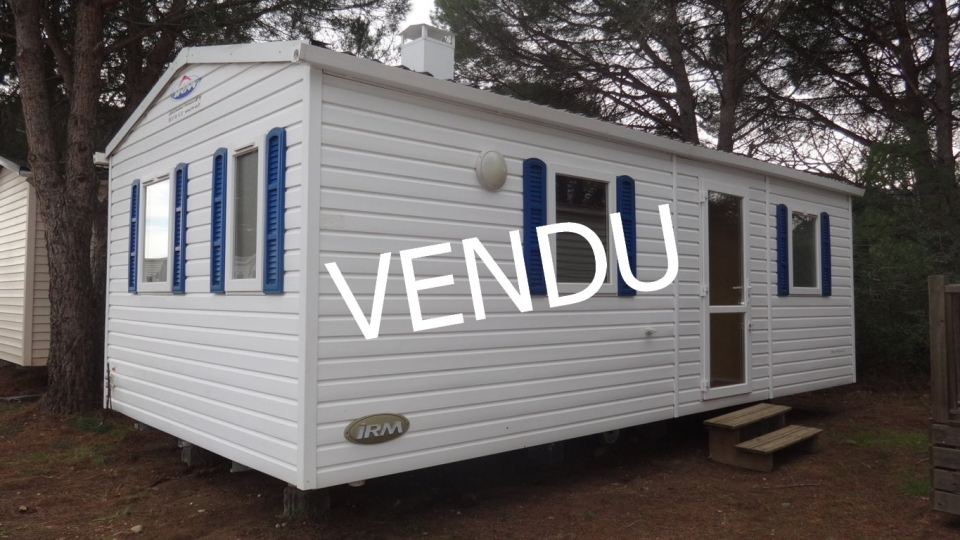 Mobil home occasion ouest france