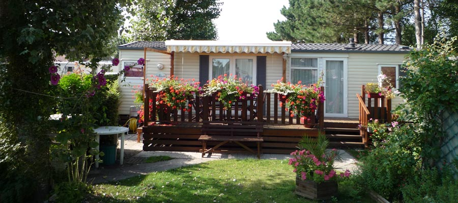 Camping mobilhome avenue guillaume le conquérant 14390 cabourg