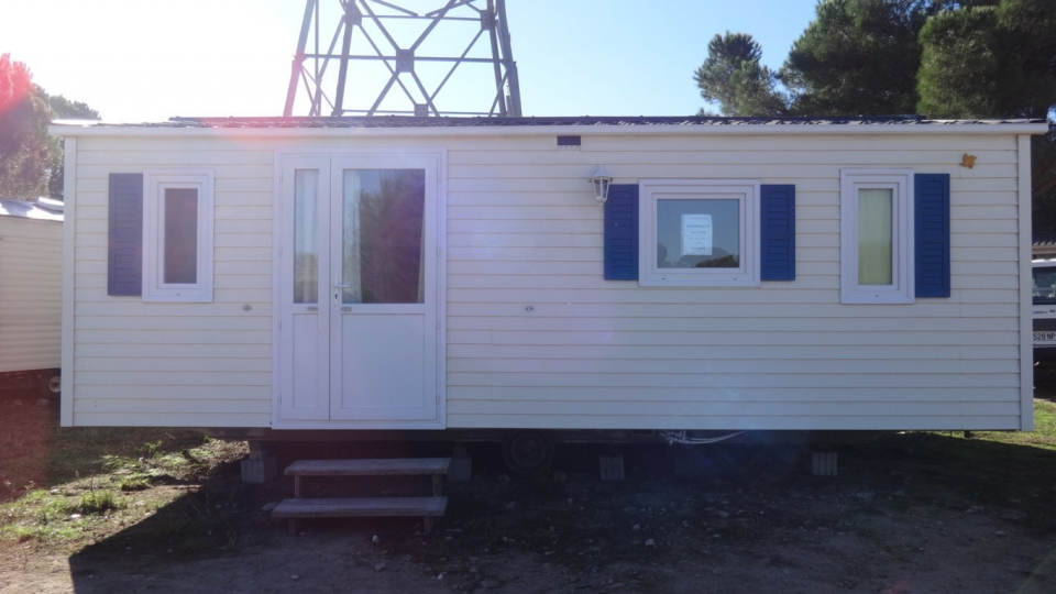 Mobile home d'occasion corse