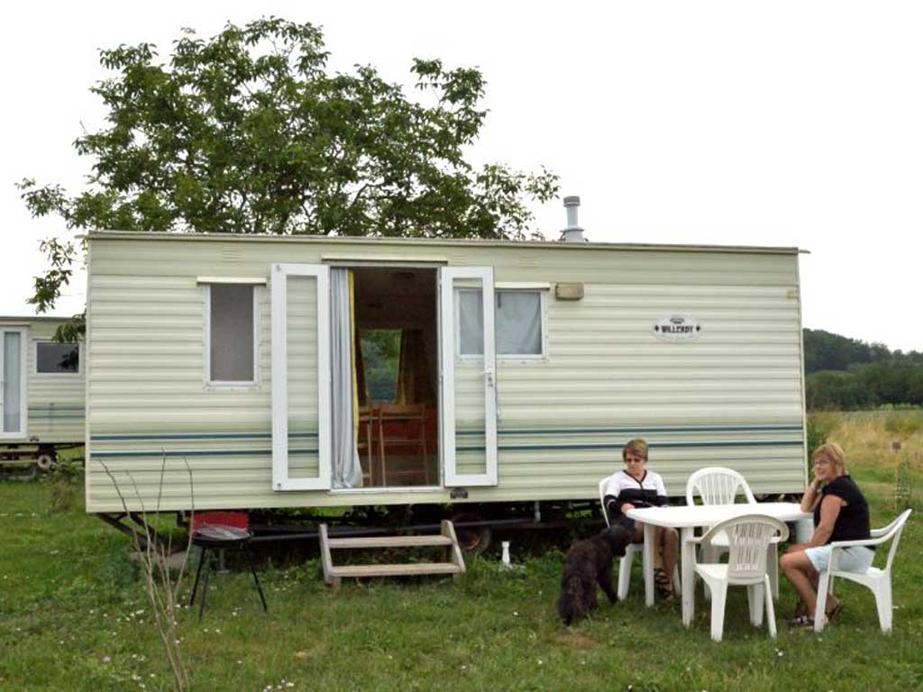 Mobil home quercy