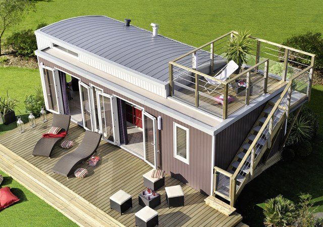 Mobil home neuf irm