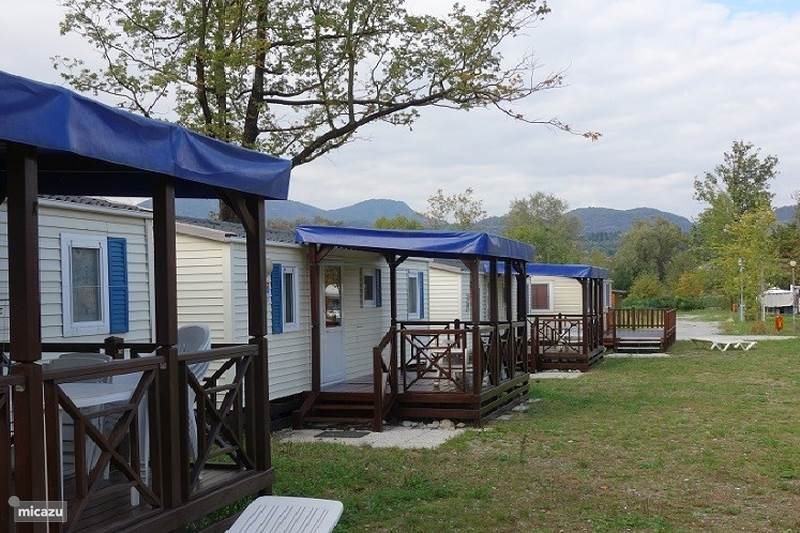 Camping mobilhome italie