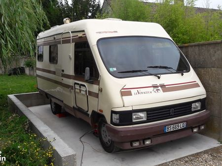 Camping car integral le voyageur occasion