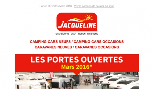 Camping car jacqueline
