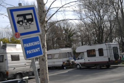 Aire camping car ramatuelle