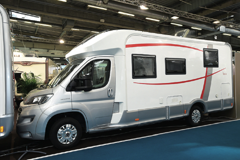 Camping car notin parva occasion