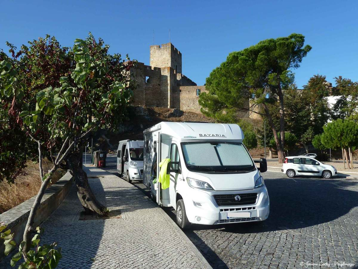 Andalousie en camping car