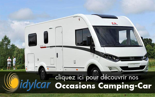 Camping car occasion 11