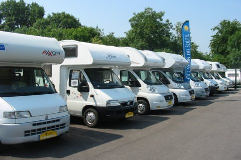 Camping car occasion france particulier