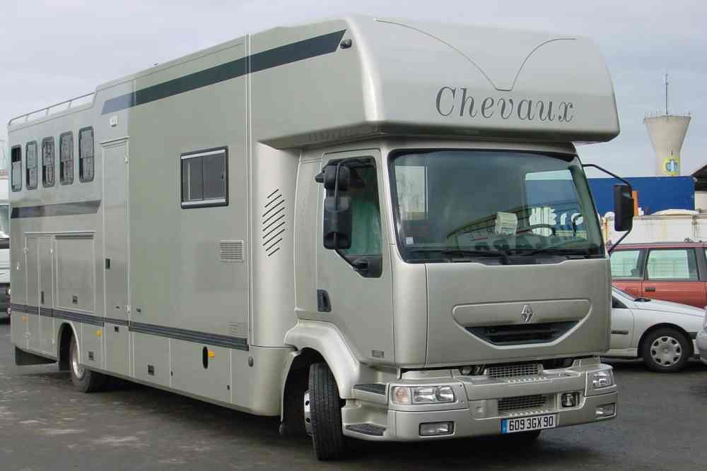Pl camping car occasion
