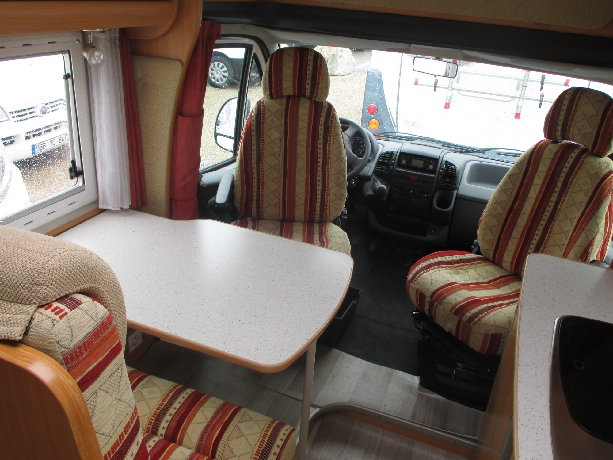 Camping car welcome 55 camping car ultra compact 2017