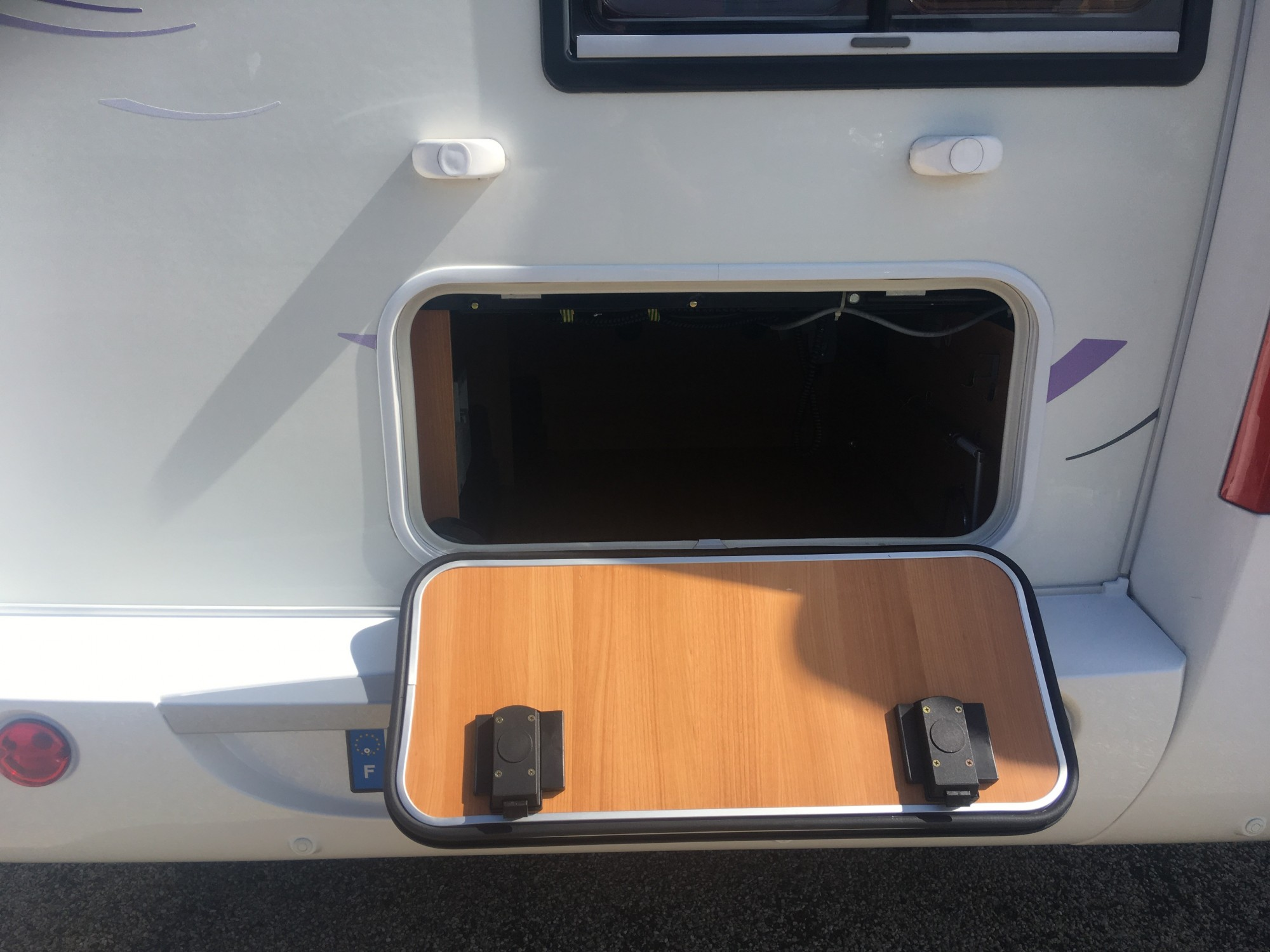 Camping car challenger eden 612 occasion