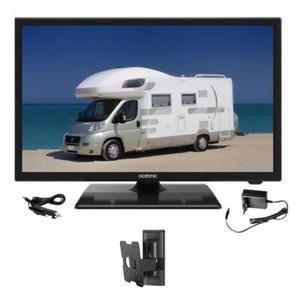 Support tv camping car occasion