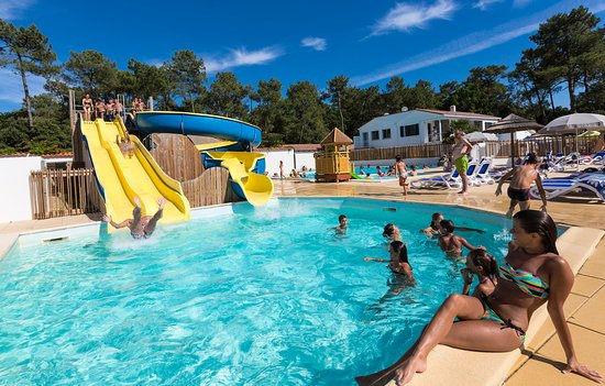 Camping les dunes camping grimaud