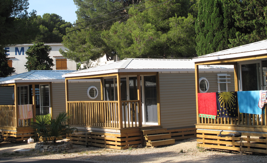 Mobil home marseille