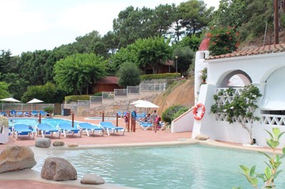 Vacance espagne camping barcelone
