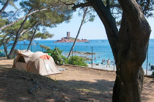 Camping corse campeole camping corse du sud acces direct plage
