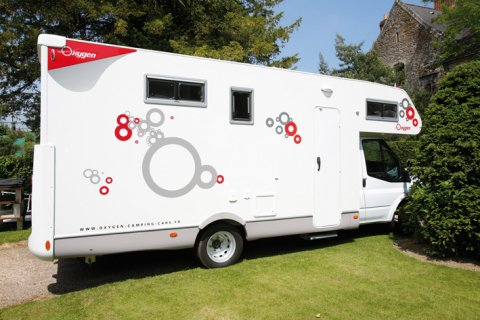 Camping car oxygen occasion