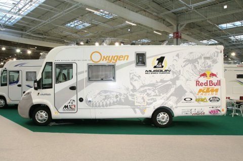 Camping car oxygene 7000 occasion