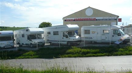 Camping car picardie occasion