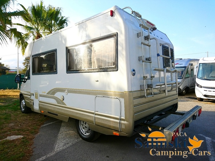 Camping car occasion 91