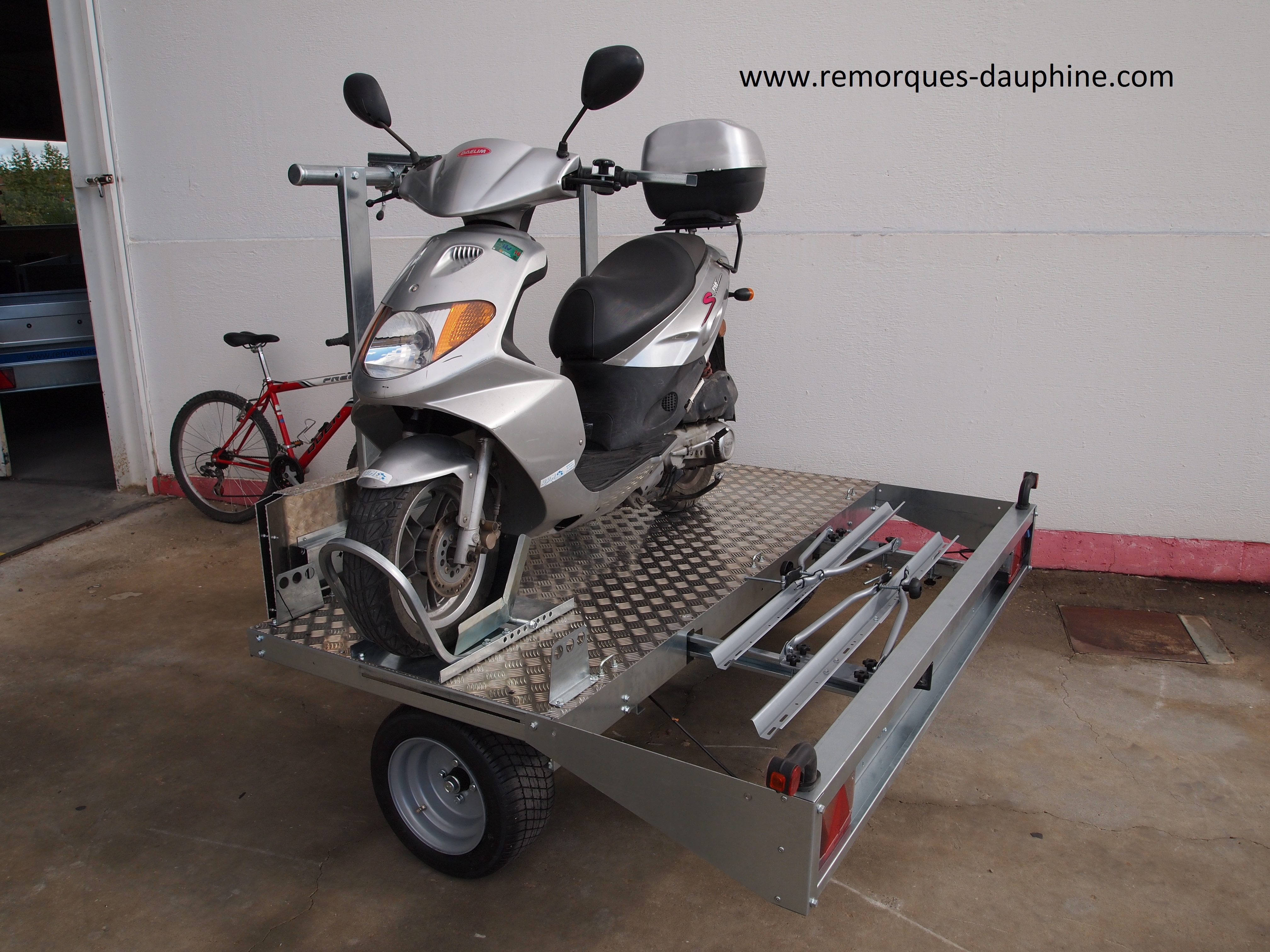 Moto pour camping car occasion