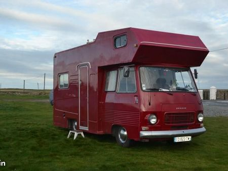 Camping-car j7 occasion