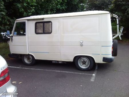 Camping car j9 occasion camping car welcome 50