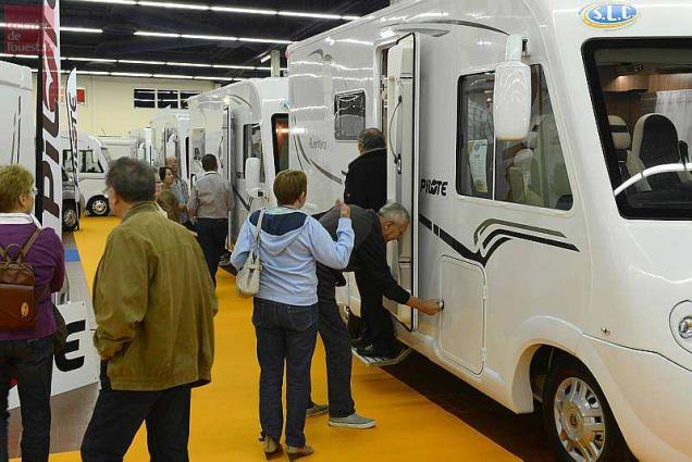Salon du camping car occasion 2015
