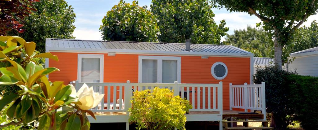 Camping vendee mobilhome