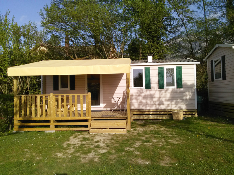 Location mobilhome lac aiguebelette