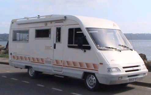 Camping-car occasion pas cher