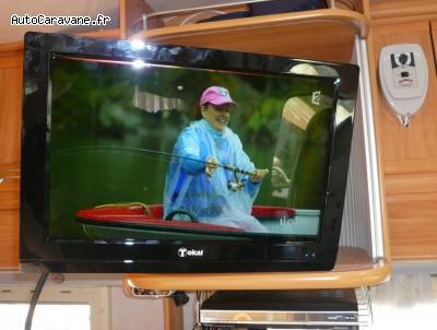 Tv pour camping car