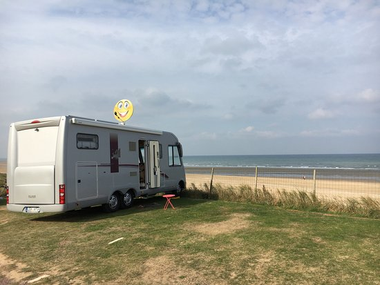 Location camping car calvados