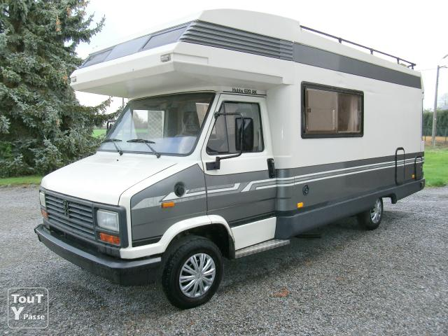 Camping car occasion toulouse particulier