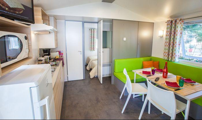Camping mobilhome vendee