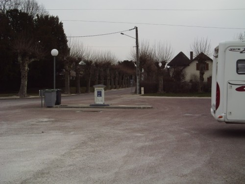 Aire camping car troyes
