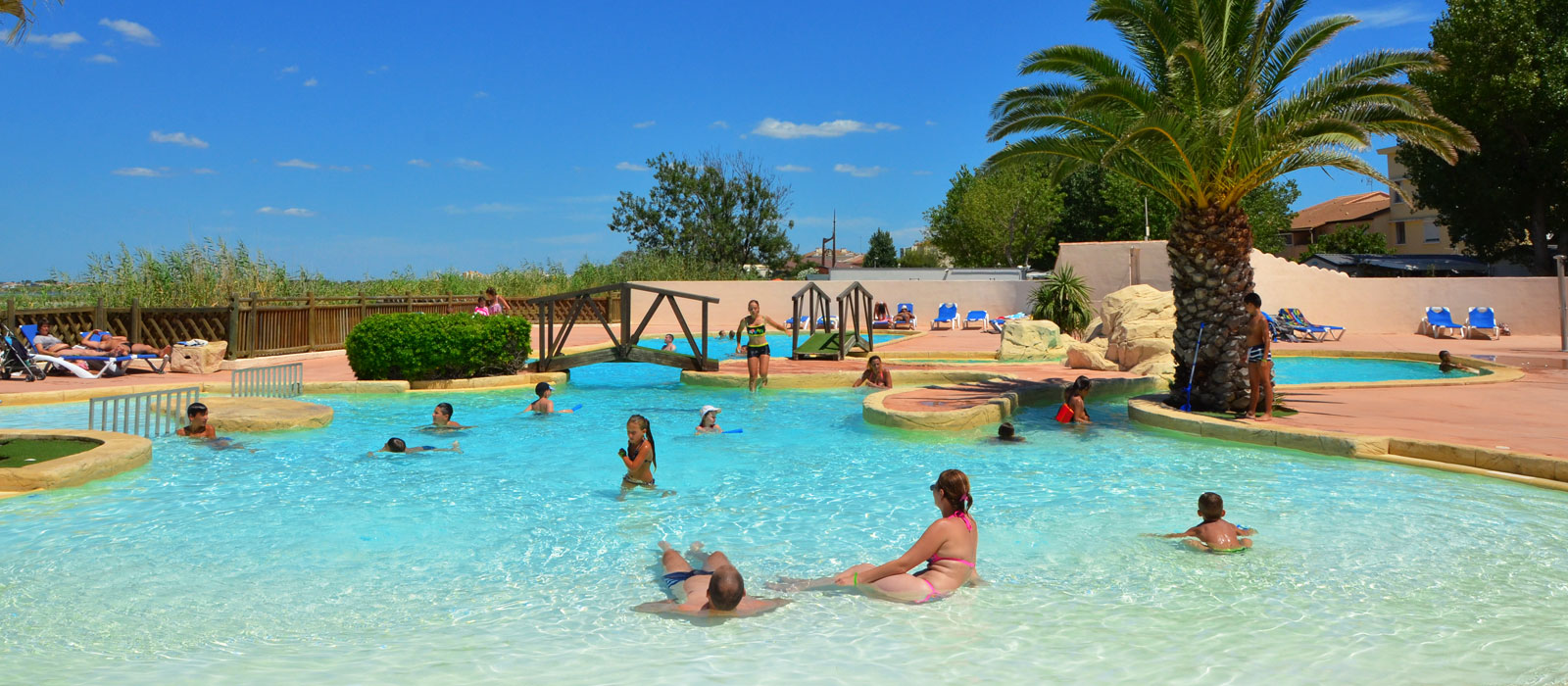 Camping corse avec piscine chauffée camping odalys