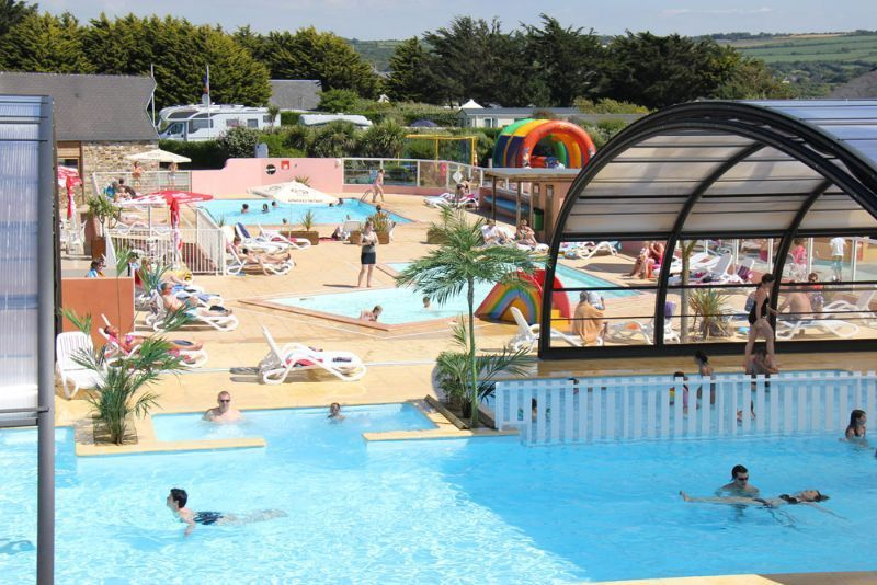 Vacance camping manche