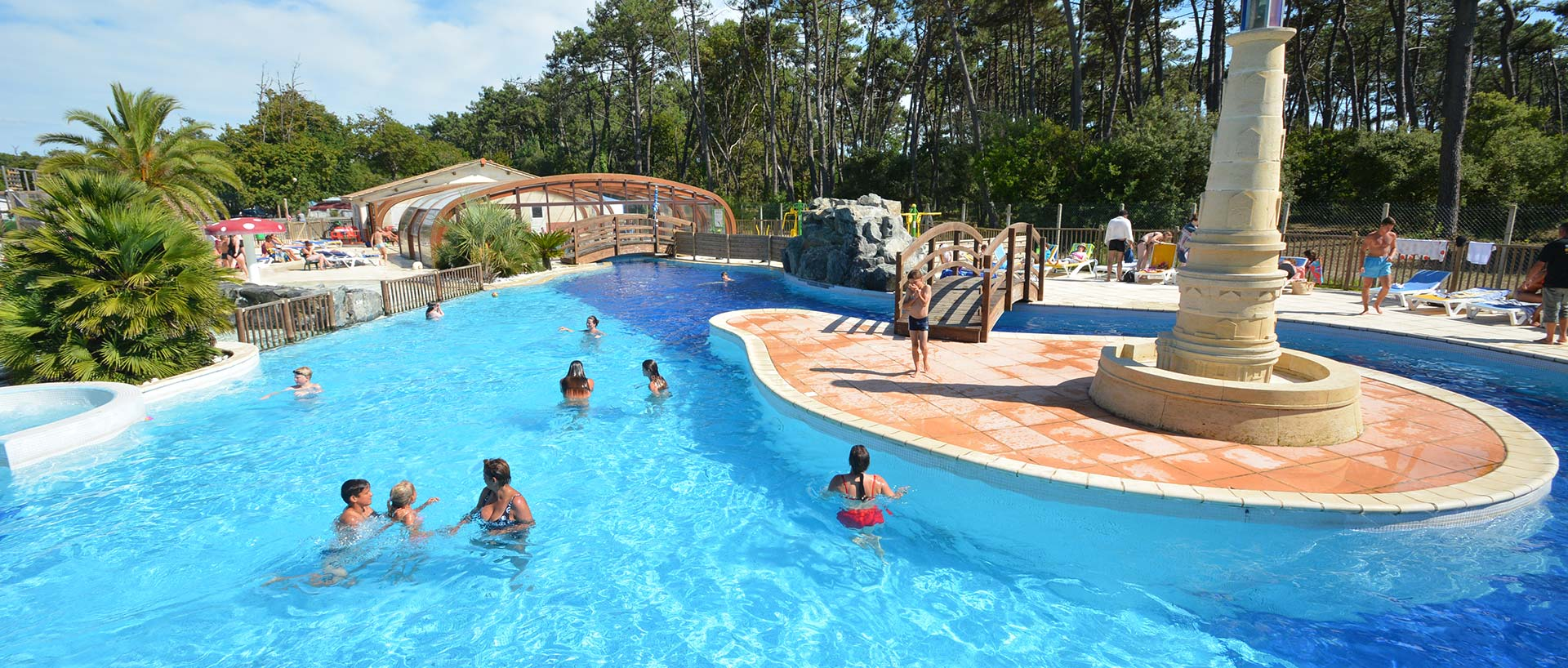 Vacance camping ete 2016